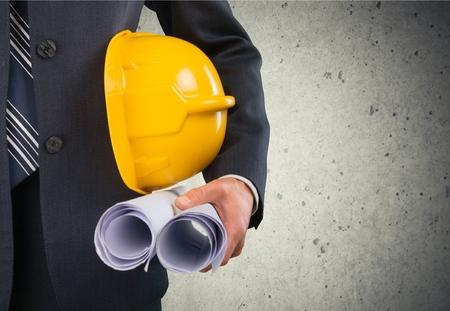 seguridad en el trabajo: Ingeniería, ingeniero, blanco.