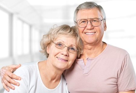 assisted living: Senior Adult, Old, Assisted Living. Stock Photo