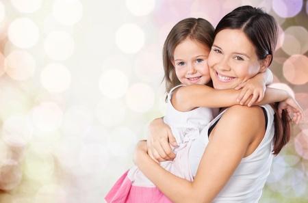 each year: Mother, hug, child.