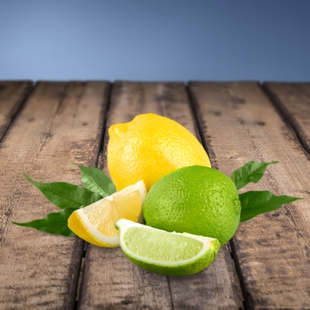ácido: Limón, cal, ácido.