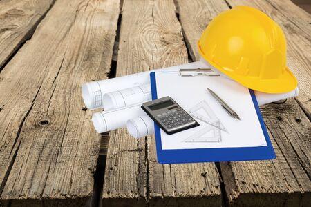 work tool: Construction, Hardhat, Work Tool.