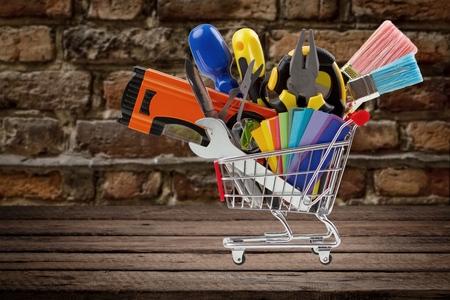 Work Tool, Hardware Store, Shopping.