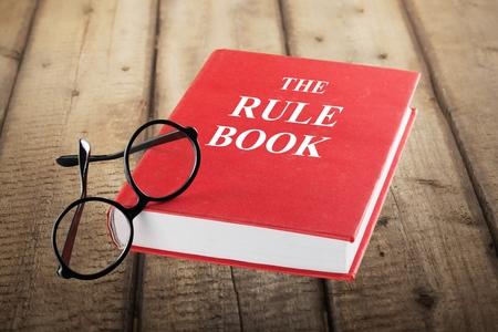 Law, Authority, Book.