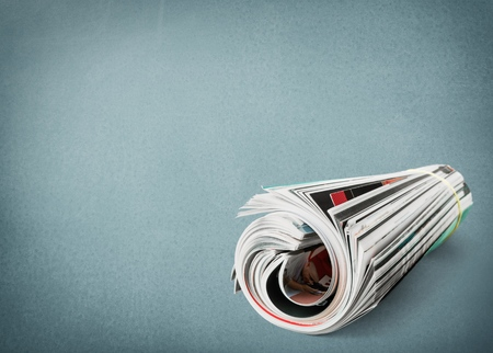 Magazine, Publikation, Rolle.