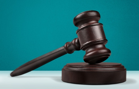 auction: Gavel, Law, Justice.