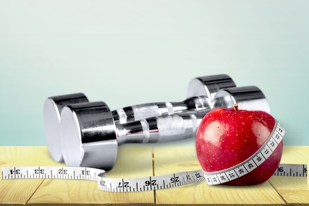 food photography: Exercising, Weights, Sport.