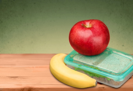 packed: Lunch Box, Lunch, Packed Lunch.