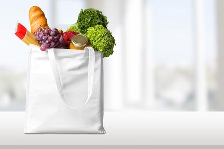 Bag, Groceries, Paper Bag.