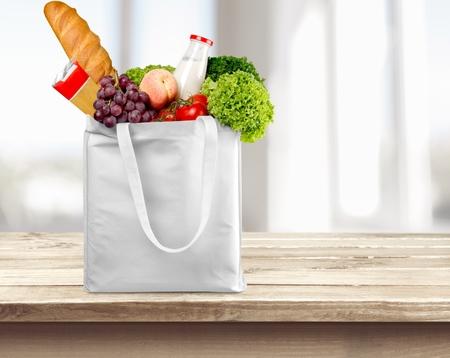 paper bag: Bag, Groceries, Paper Bag.