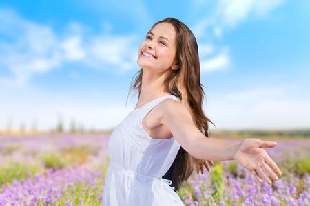 blissful: Free. Stock Photo