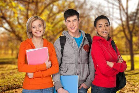 adolescencia: Adolescente, Estudiante, Adolescencia. Foto de archivo