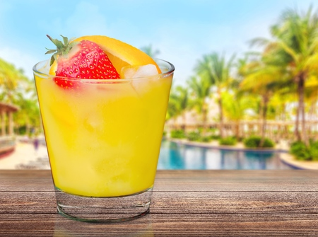 drinks after work: Juice, Cocktail, Orange Juice.