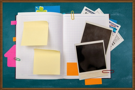 eye pad: Diary, Personal Organizer, Book.