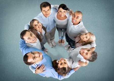 la gente: Gruppo di persone.