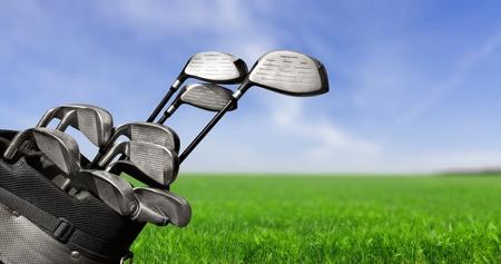 sports club: Golf, Golf Club, Golf Course.