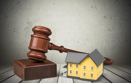 auction: Auction, Law, House. Stock Photo