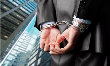 Handcuffs.