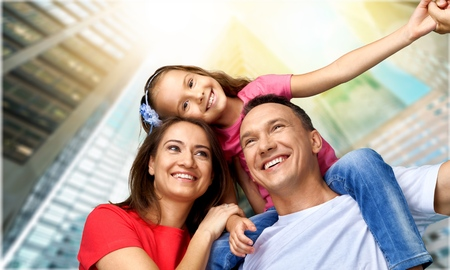 familias jovenes: Familia.