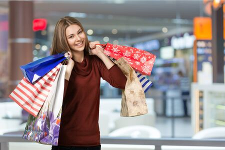 faire les courses: Shopping.