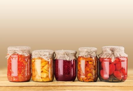 Jar. Stock Photo