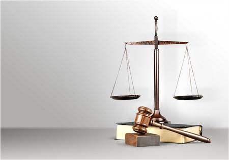 justice scale: Justicia.