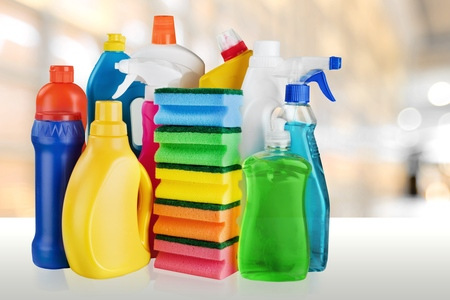 the equipment: Cleaning Equipment.