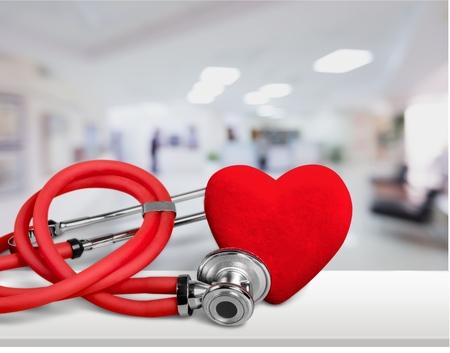the cardiologist: Cardiologist. Stock Photo