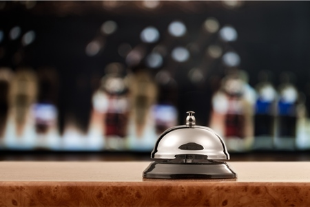 call bell: Hotel.