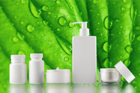 cosmetic product: Product. Stock Photo