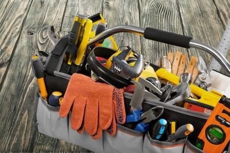 Boîte à outils. Banque d'images - 43754976