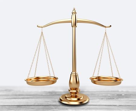 gerechtigkeit: Gewichtsskala.