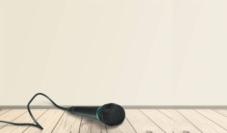 using voice: Microphone.