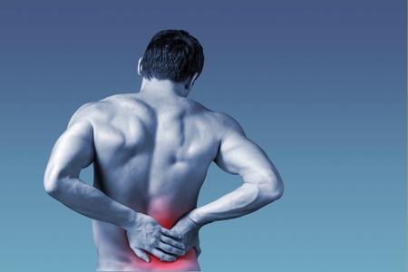 back ache: Backache.