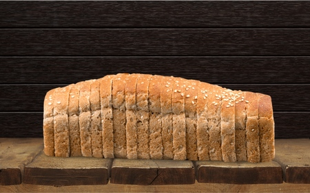 bread: Bread. Stock Photo
