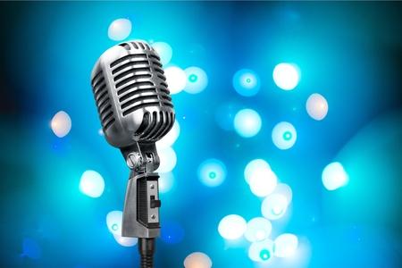 sonido: Micrófono.