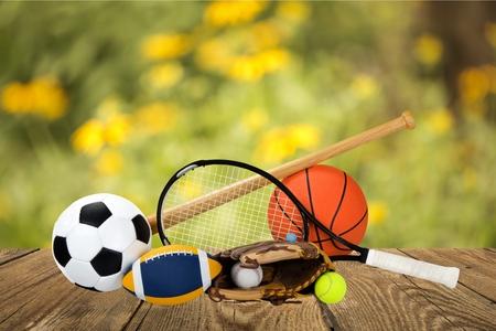 the equipment: Sports Equipment.