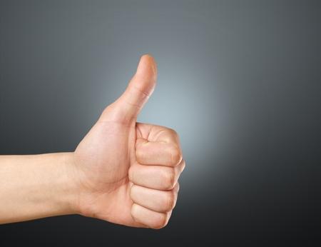 referrals: Recommend. Stock Photo