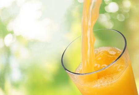 pulp: Juice. Stock Photo