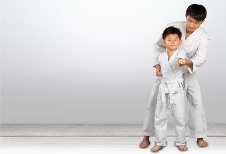 karate female: Karate.