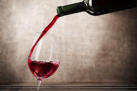wine: Wine. Stock Photo
