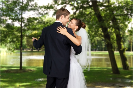 parejas romanticas: La boda.