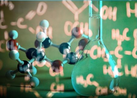 Science. Stock Photo