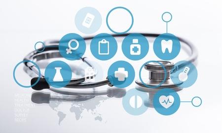 health: 건강. 스톡 콘텐츠