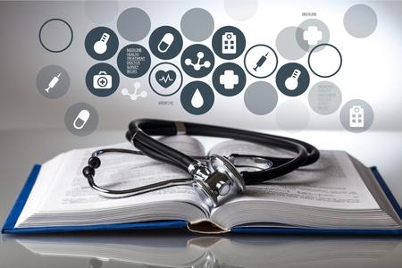 Zdravotnictví a lékařství.