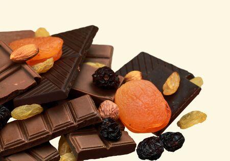 pamper: Chocolate.