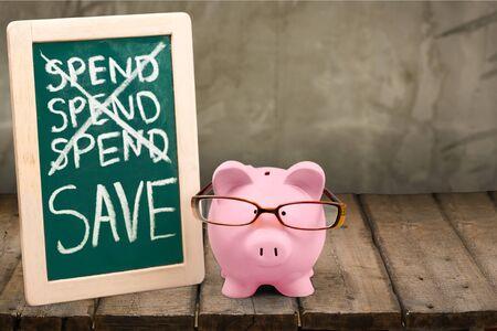 saving: Savings.