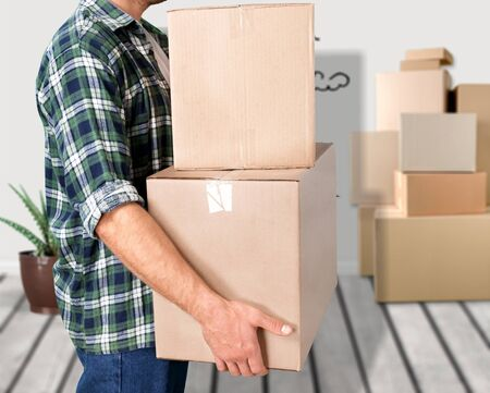 home interior: Moving House.