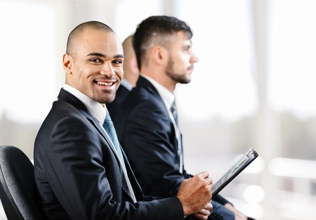 executive courses: Business People.