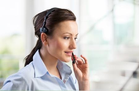 sales representative: Call Center.