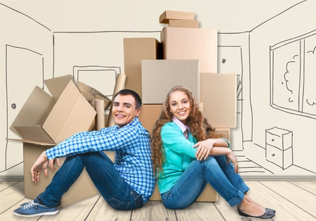 selling house: Moving House.